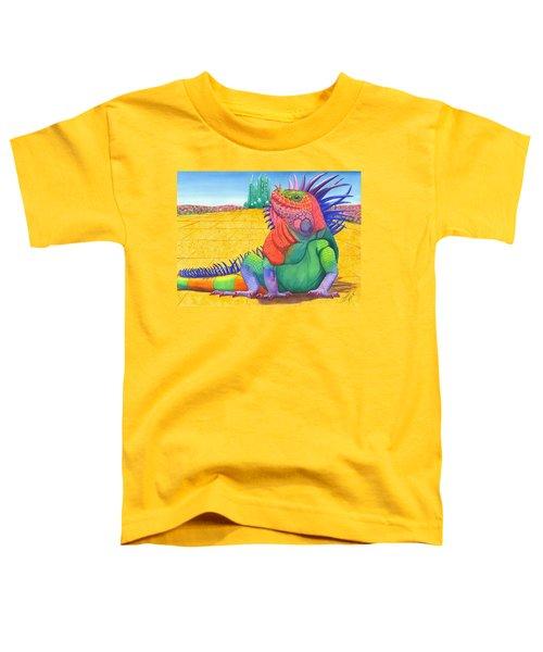 Lizard Of Oz Toddler T-Shirt