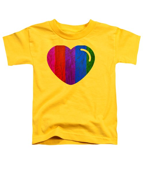 Love Is Love Toddler T-Shirt