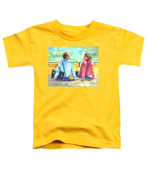 Lunch Break Toddler T-Shirt