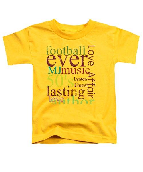 Lynton Guest Toddler T-Shirt