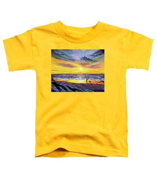 Memories Of My Father Toddler T-Shirt