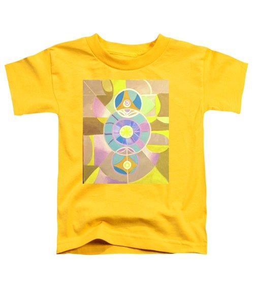 Morning Glory Geometrica Toddler T-Shirt