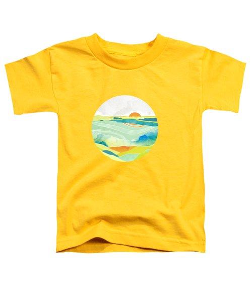 Moss Hills Toddler T-Shirt