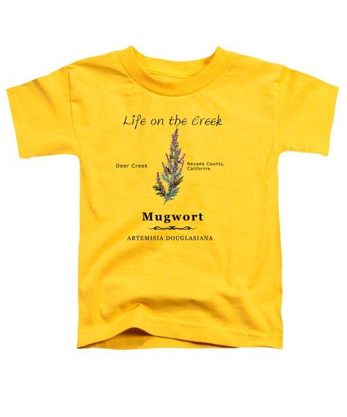 Mugwort Toddler T-Shirt