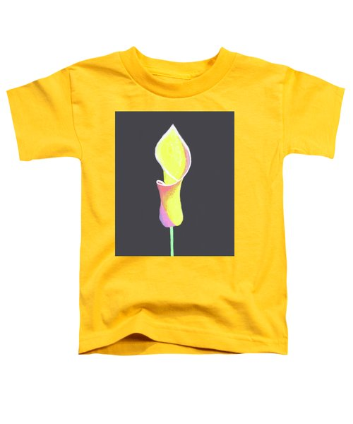 Oh Lily Toddler T-Shirt by Cyrionna The Cyerial Artist