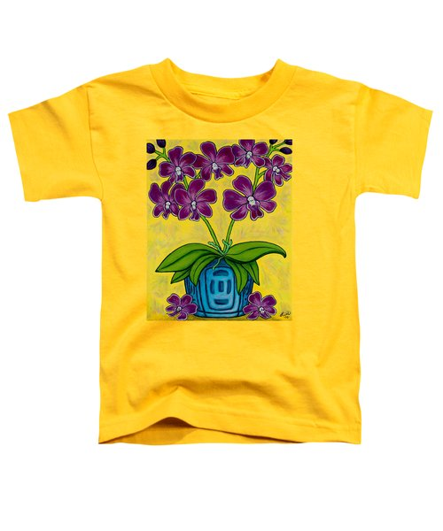 Orchid Delight Toddler T-Shirt