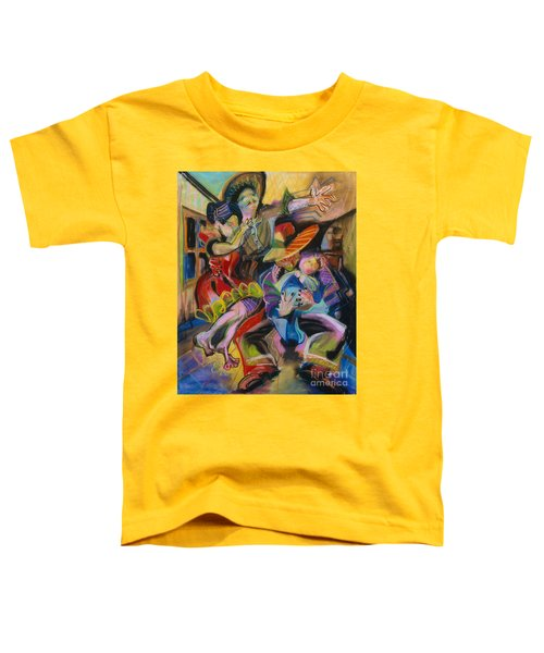 Papa And Bambino Toddler T-Shirt