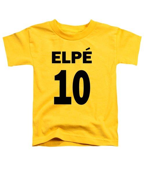 Pele 10 Toddler T-Shirt