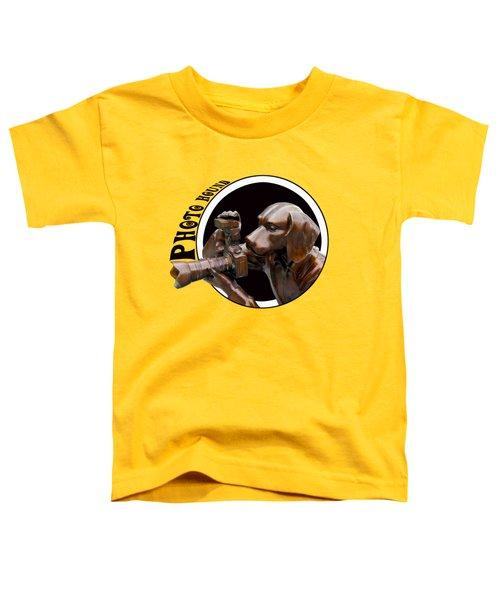 Photo Hound Toddler T-Shirt