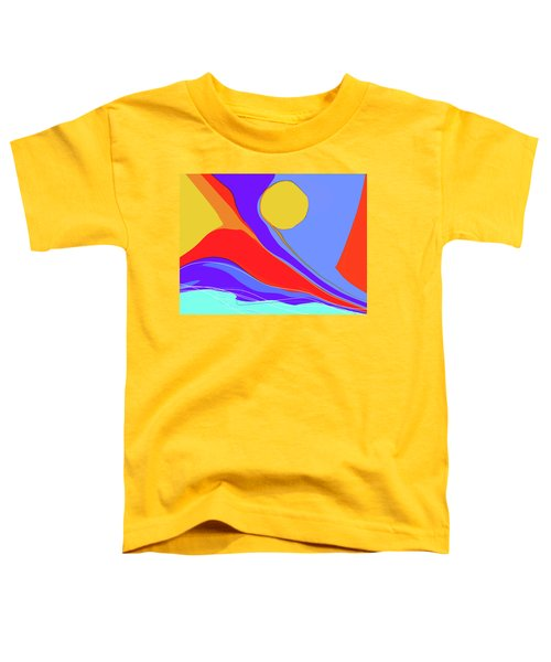 Primarily Toddler T-Shirt