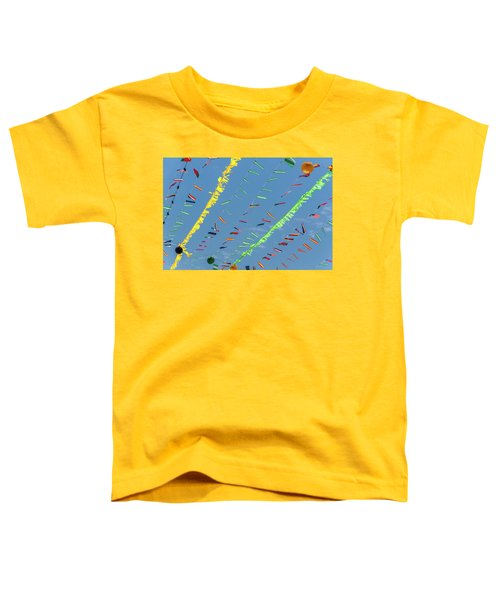 Put The Flags Out Toddler T-Shirt