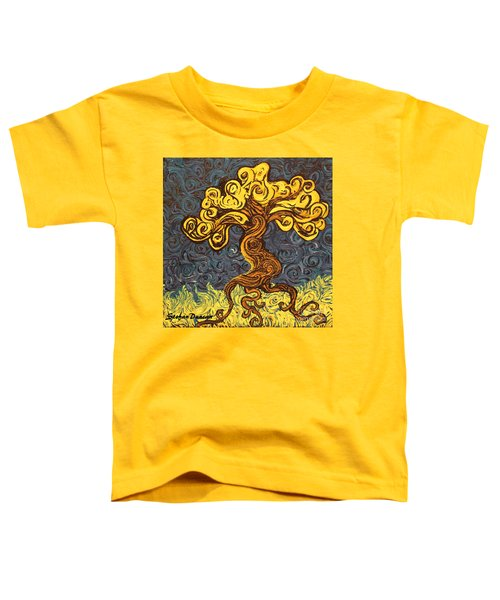 Radiant Within Toddler T-Shirt