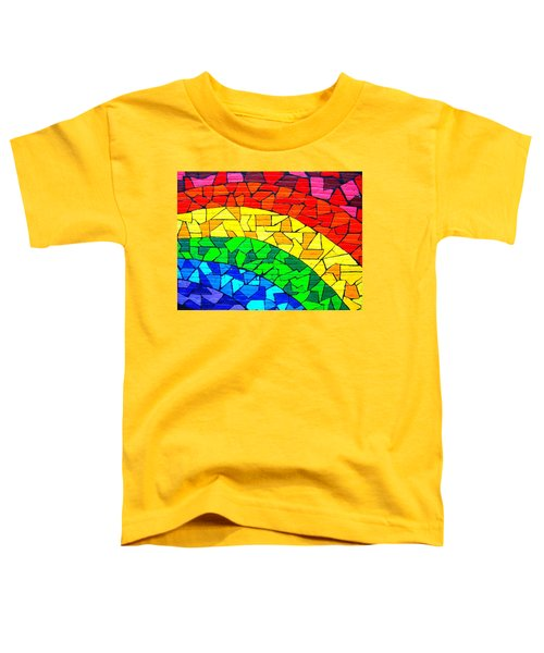 Rainbow ... Toddler T-Shirt