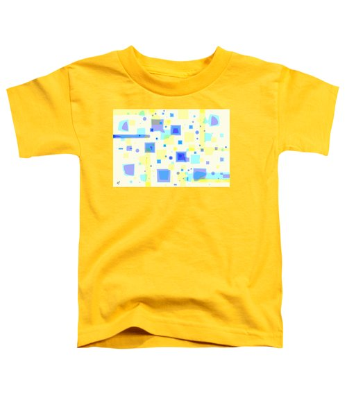 Random Blips Toddler T-Shirt