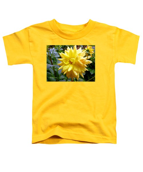 Refreshed Dahlia  Toddler T-Shirt