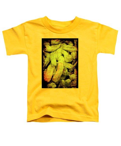 Renaissance Green Peppers Toddler T-Shirt