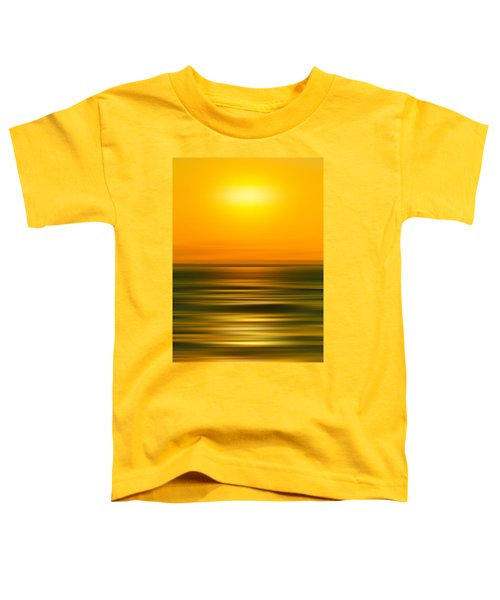 Rising Sun Toddler T-Shirt