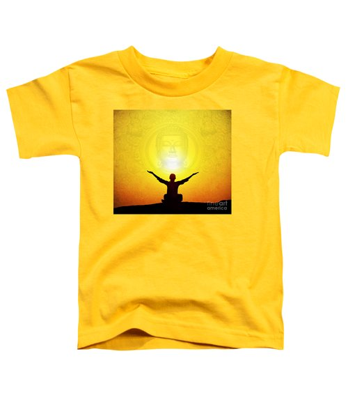 Sat Chit Ananda Toddler T-Shirt