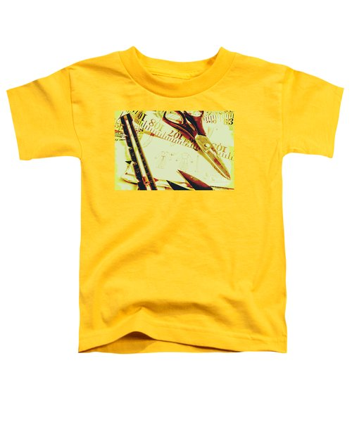 Scenes From A Seamstress Toddler T-Shirt