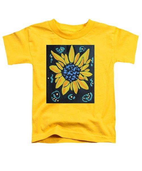 Son Flower Toddler T-Shirt