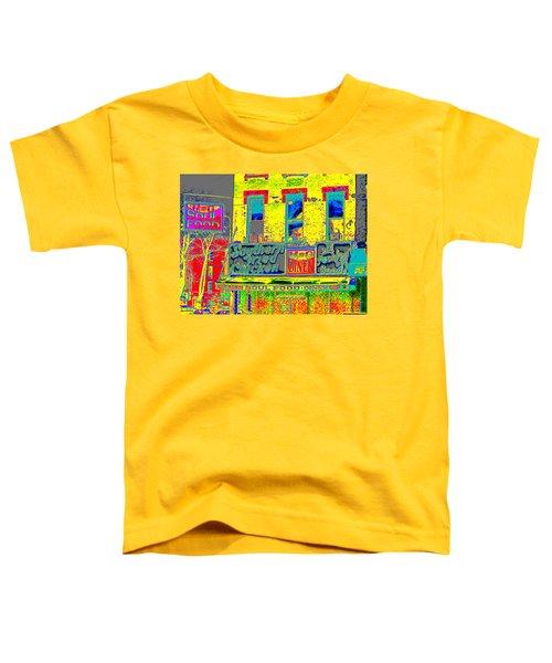 Soul Food Toddler T-Shirt