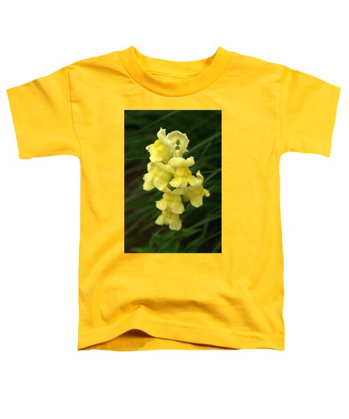 St. Johns Flower 866 Toddler T-Shirt