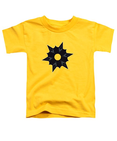 Star Record No.1 Toddler T-Shirt by Stephanie Brock