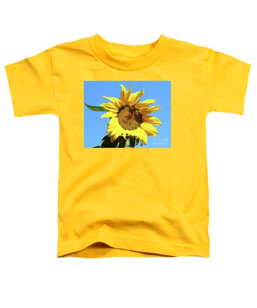 Sun In The Sky Toddler T-Shirt