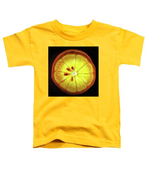 Sun Lemon Toddler T-Shirt