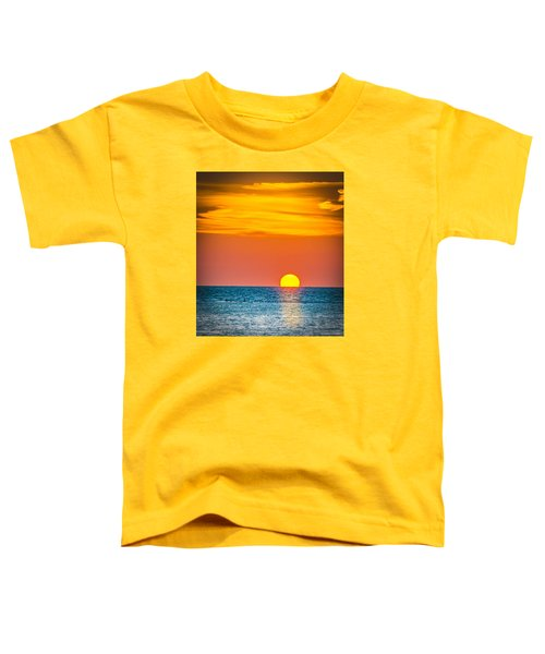 Sunbathing Toddler T-Shirt