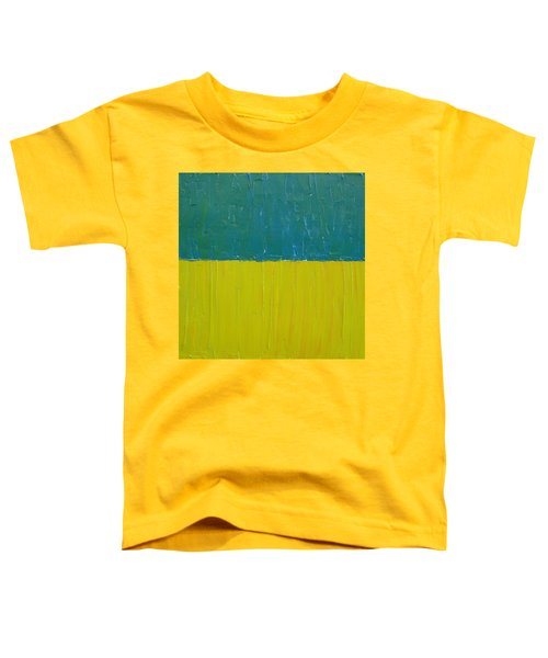 Teal Olive Toddler T-Shirt