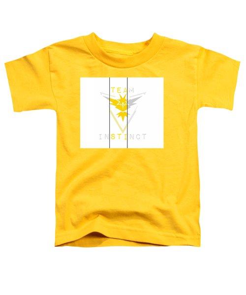 Team Instinct Toddler T-Shirt