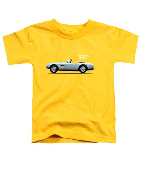 The Bmw 507 Toddler T-Shirt