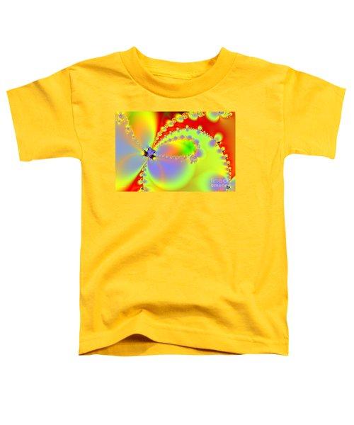 The Butterfly Effect . Summer Toddler T-Shirt
