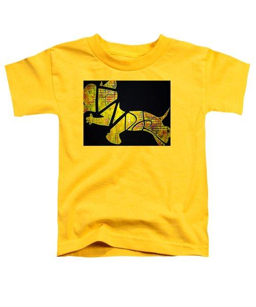 The Djr Toddler T-Shirt