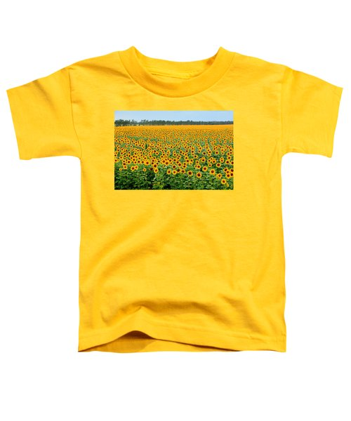 The Field Of Suns Toddler T-Shirt