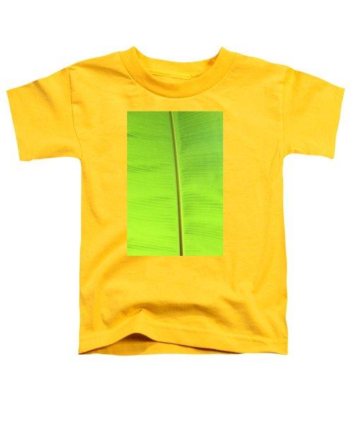 The Jungle Illuminated Toddler T-Shirt