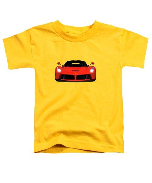 The Laferrari Toddler T-Shirt