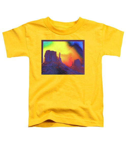 The Mittens , Psalm 19 Toddler T-Shirt