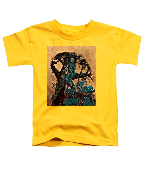 The Sacred Waters Toddler T-Shirt