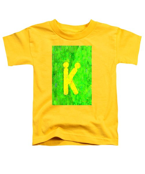The Sexy K  - Yellow -  - Pa Toddler T-Shirt