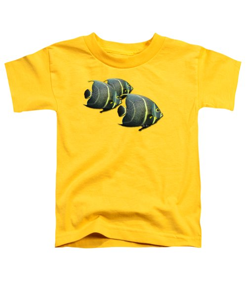 Three French Angels Toddler T-Shirt