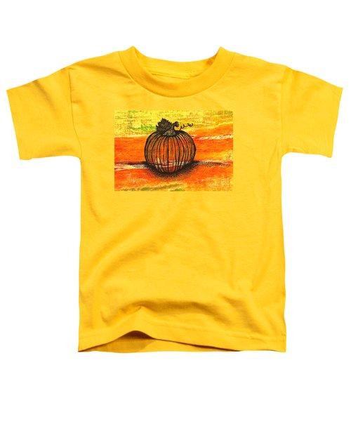 Time To Get Pumkin Toddler T-Shirt
