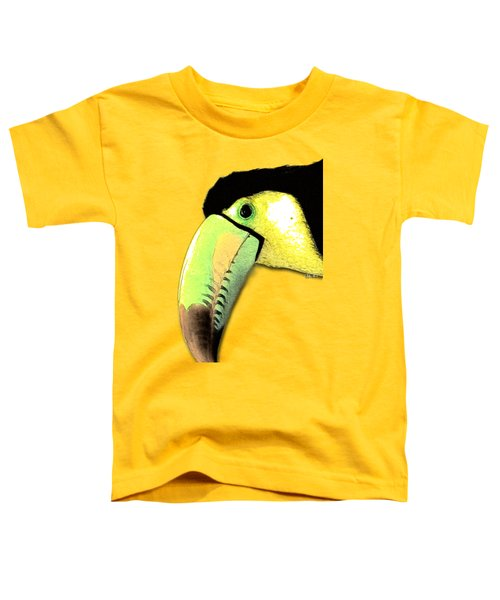 Toucan Do It Toddler T-Shirt by Russ Harris