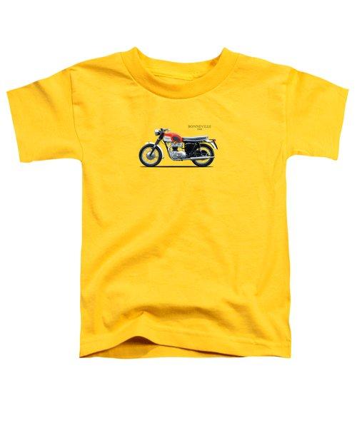 Triumph Bonneville 1966 Toddler T-Shirt