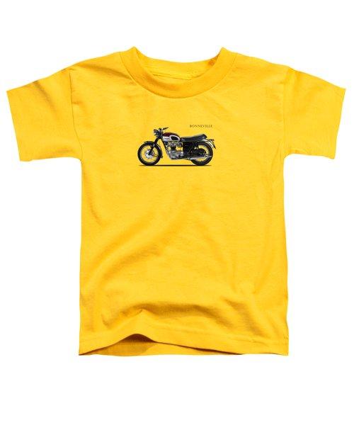 Triumph Bonneville 1968 Toddler T-Shirt