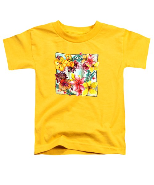 Tropicana By Kaye Menner Toddler T-Shirt