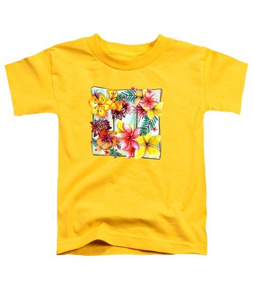 Tropicana By Kaye Menner Toddler T-Shirt