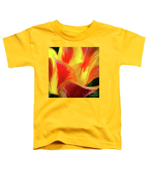 Tulip In Bloom Toddler T-Shirt