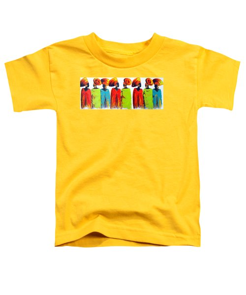 Village Talk Toddler T-Shirt